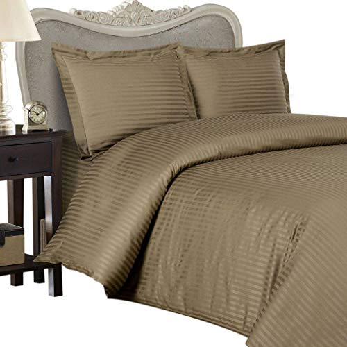 Find Discount Luxurious 1000 Thread Count Egyptian Cotton 1000TC Down Comforter & Duvet Set, Full, T...