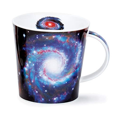 CA-COSM-LI Cosmos Becher aus feinem Porzellan, Cairngorm-Form, 0,48 l, Lila