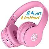 Best Bluetooth Headphones With Mic Bulks - Mokata Kids Headphone Bluetooth Wireless Over Ear Foldable Review