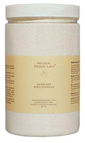 Michael Droste-Laux Naturkosmetik basisches Edelsteinbad, 1,6 kg