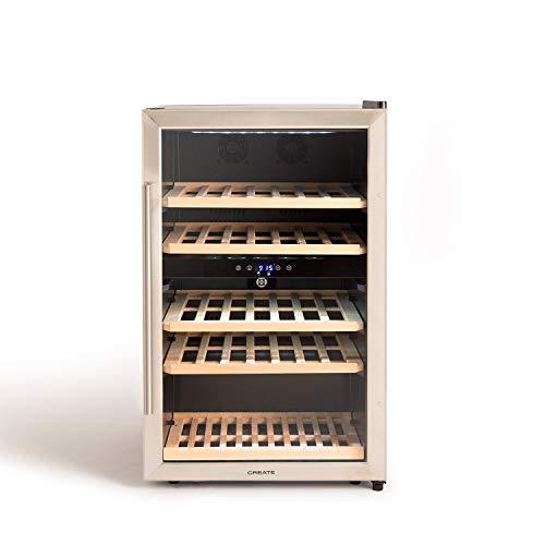 CREATE IKOHS WINECOOLER - Vinoteca refrigerada (madera, X-Large)