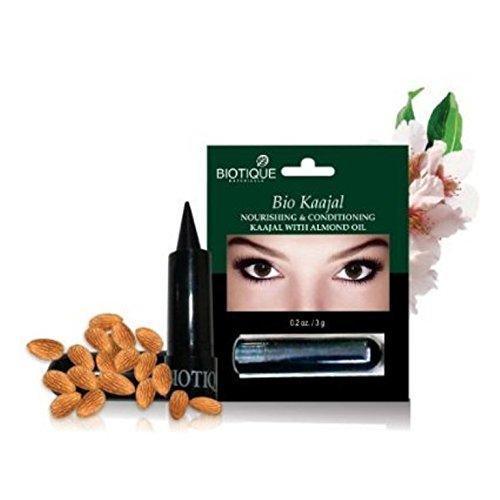 Biotique EyeCare Bio Kajal, 3 g, 3 Stück