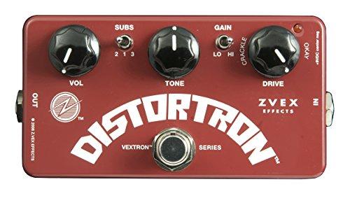 Zvex - 'Distortron' Guitar Pedal