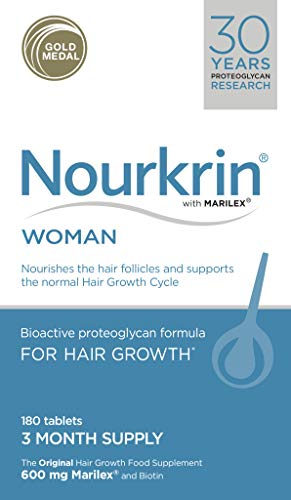 Nourkrin, Woman Tablets 3 Month Supply, Others, 180 count