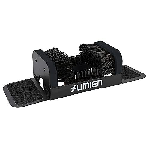 Umien Boot Scraper Brush Outdoor - Deluxe Folding Boot...