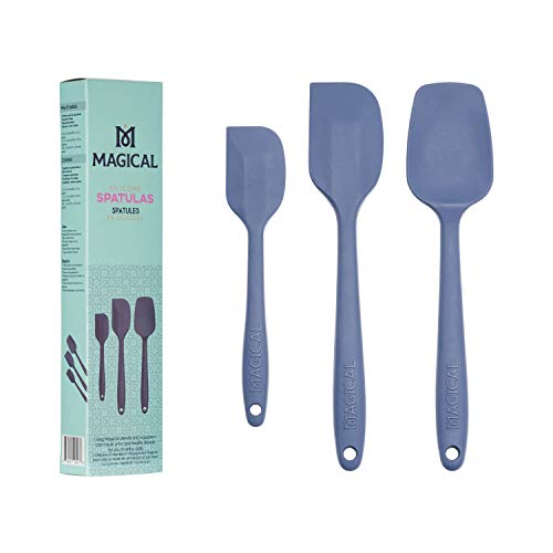 Magical Butter Silicone Spatulas 3-PACK