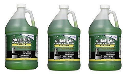 Nu-Calgon Inc 428708 Ice Machine Cleaner-1 gallon (Тhrее Расk)