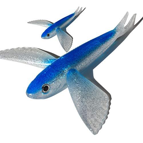 Leurre Volant souple pour pêche au Thon, au Thazard,...