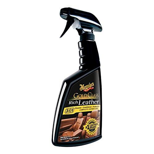 Meguiar´s G10916 Acondicionador de Piel Spray, 450 ml (15.2 oz.)