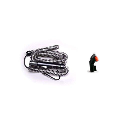 Bissell Modelle 9500, 66q4, 73A5Serie, Pro Heat 2Staubsauger Schlauch Montage mit One Polsterdüse, Passt Bissell Pro Heat 2Leerstellen
