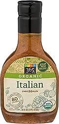 365 Everyday Value, Organic Italian Dressing, 16 fl oz