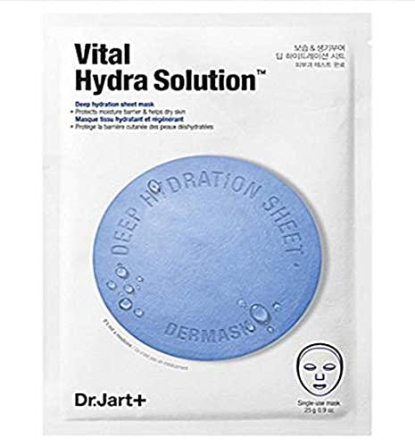 Dr Jart Vital Hydra Solution Deep Hydration Sheet Mask