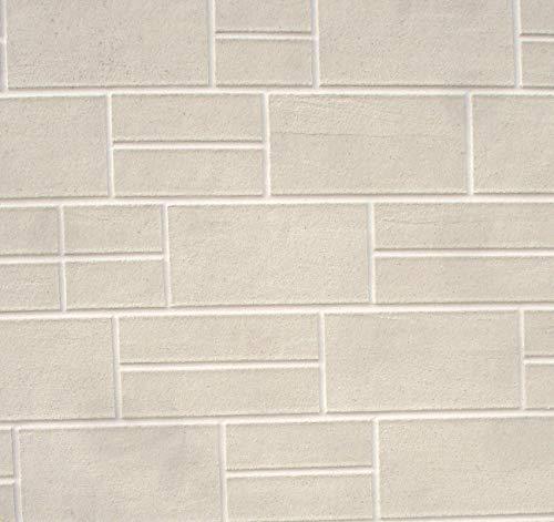 Elastolith 815 Flexibler Ziegel, Weiß