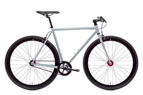 Best Prices! Pigeon Core-Line State Bicycle | Fixie Single Sped Fixed Gear Bike - Pigeon (Grey) Smal...