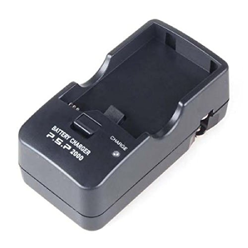GuangMaoBo Black New Home Wall Charger Adapter Ac for Sony PSP 1000 2000 3000 Us Universal PS110