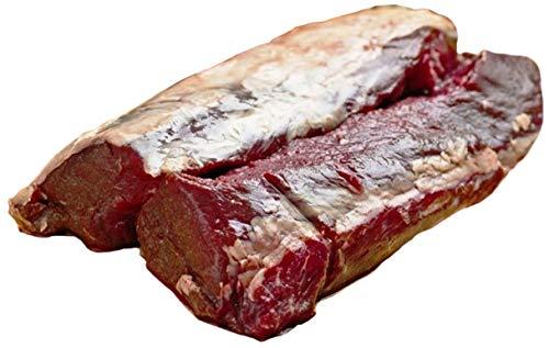 鹿肉 ロース肉 北海道特産 えぞ しか肉 無添加 冷凍1.0kg ジビエ エゾシカ肉