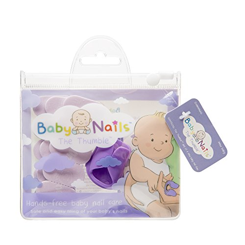 Baby Nails The Thumble - Lima de uñas para recien nacidos (0...