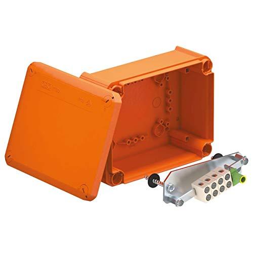 Obo-bettermann - Box Firebox T 160 E 10-5 190 x 150 x 77 Oranje