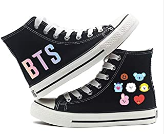 BTS Fashion Sneakers For Women