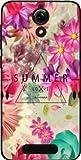 Mobilinnov Archos 50 Power Summer Love Silikon Hülle Handyhülle Schutzhülle - Zubehor Etui Smartphone Archos 50 Power Accessoires