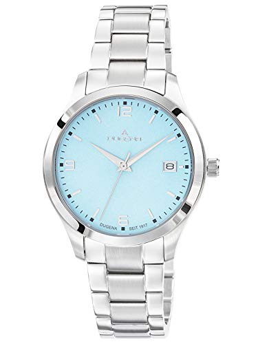 Dugena Damen Quarz Armbanduhr Tresor Woman - Traditional Classic Line 4461001