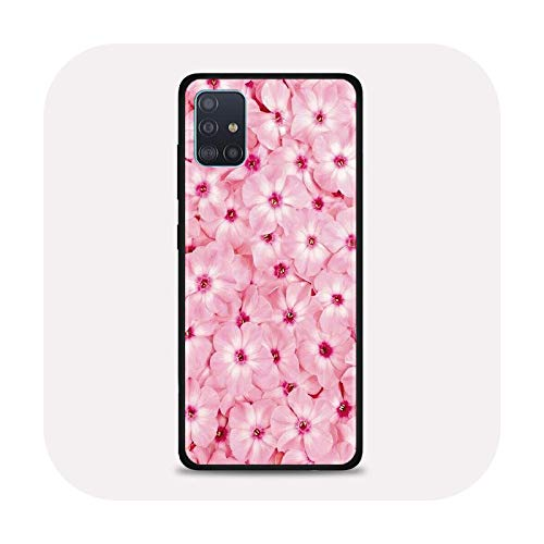 Phone Case Samsung A50 A70 A21S A10 A10S A20S A30 A40 A51 A71 - Carcasa de silicona suave para Samsung A30