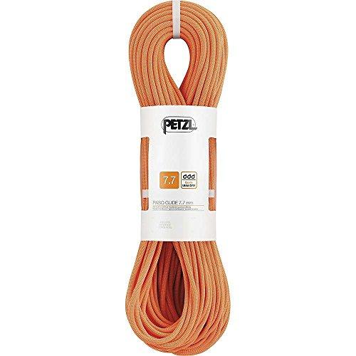 PETZL–Paso Guide, Corda Doppia da 7,7mm di Diametro con Trattamento UIAA Dry. 50m