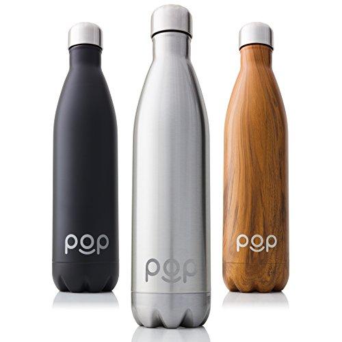 POP Bouteille d'eau Isotherme de Design, Garde...