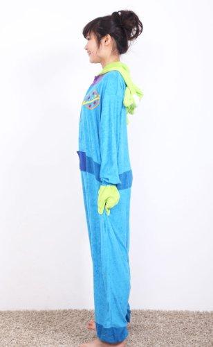 『【ノーブランド品】 キャラクター 着ぐるみ リトルグリーンメン』の1枚目の画像