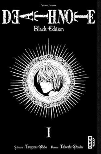 DEATH NOTE BLACK EDITION, tome 1