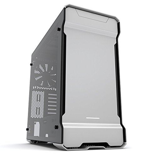 Phanteks Enthoo Evolv ATX Computer Case - Tempered Glass Edition, Satin Black PH-ES515ETG_BK
