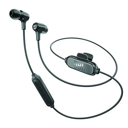 JBL E25BT Bluetoothイヤホン マルチポイント対応/通話可能 ブラック JBLE25BTBLK 【国内正規品】