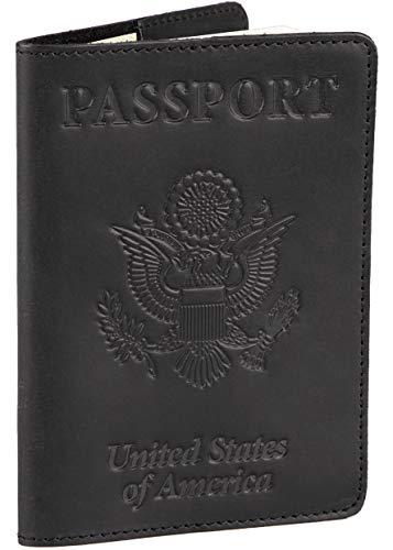 Shvigel Leather Passport Cover