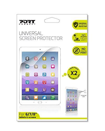 Port Designs 180642 - Protector Pantalla para Tablet de 7'