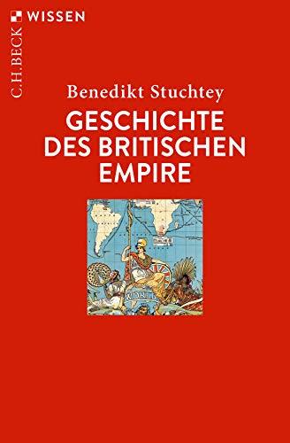 Buchseite und Rezensionen zu 'Geschichte des Britischen Empire (Beck'sche Reihe)' von Benedikt Stuchtey