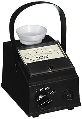Myron L EP-10 DS Conductivity Meter, 0-.05, 5, 50, 500, 5000 micromhos/microsiemens, 2-30 Mega Ohms