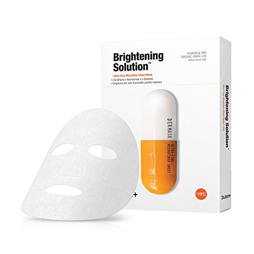 Dr. Jart+ Dermask Micro Jet Brightening Solution Pack of 5