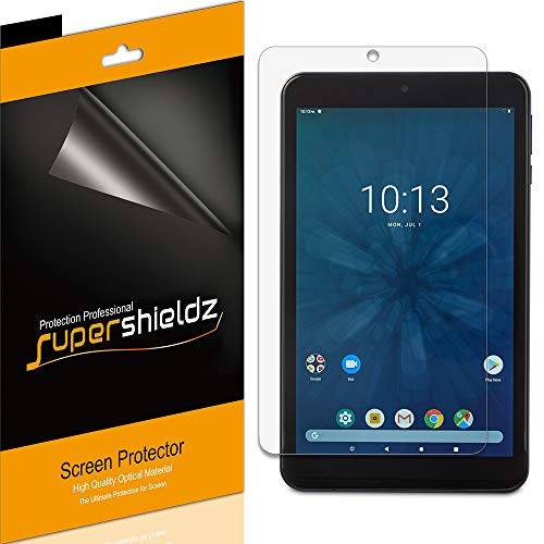 (3 Pack) Supershieldz for Onn 7 inch Tablet Screen Protector, High...