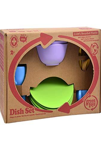 Neu Puppengeschirr Essgeschirr von Green Toys
