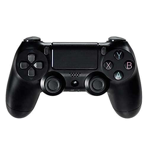 Liu Yu·casa creativa Controlador PS4 Bluetooth Wireless PS4 Host Conexión De Conexión Mango Rocker con Varilla De Juego De Doble Vibración.
