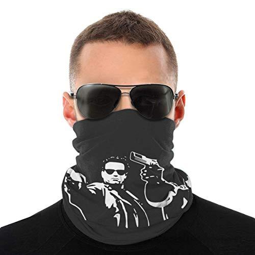 Gesicht Mundabdeckung Bandana Hals Gamasche Sturmhauben Bot Fiction Terminator Robocop Variety Head Scarf Face Mouth Cover Magic Headwear Neck Gaiter Face Bandana Scarf