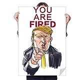 DIYthinker Interesting American President Great Image Sticker Decoration Poster Playbill Wallpaper Window Decal