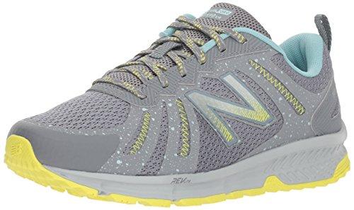 590 V4 Trail Running Shoe, Gunmetal