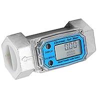 燃料流量計、流量計ディーゼル、流量計、直感的なクリア読み取り、測定ディーゼル測定灯油測定ガソリン出力モジュール用