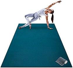 Premium Large Barefoot Exercise Mat