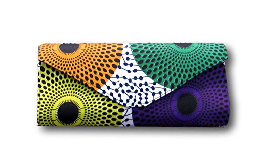 Ankara African Print Clutch Women, African Purse, African Handbag, Ankara Fabric, African Print Clutch