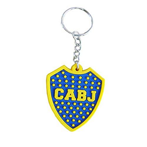 Boca Juniors Key Ring, blau, Einheitsgröße