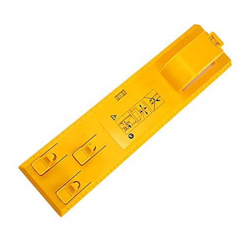 color amarillo /æ/— Herramienta de medici/ón para marcos de fotos regla de nivel multifunci/ón herramienta de mano nivel de burbujas amarillo
