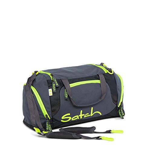 satch 802 Sporttasche Phantom, Grau/Grün, 50 cm