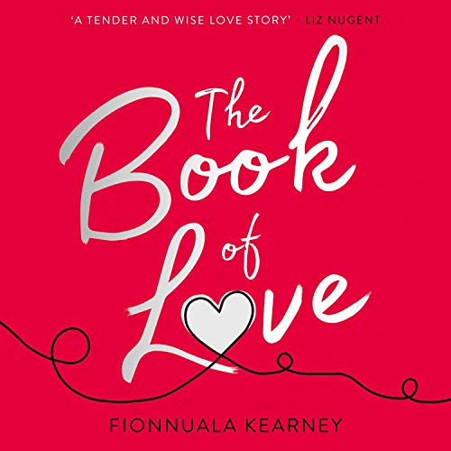 The Book of Love audiobook cover art